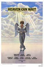 Poster Il paradiso può attendere  n. 2
