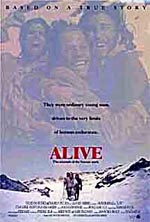 Poster Alive - I sopravvissuti  n. 1