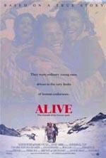 Poster Alive - I sopravvissuti  n. 0
