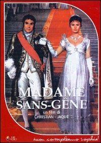 Locandina Madame Sans-Gêne