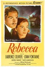 Poster Rebecca - La prima moglie  n. 2