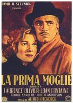 Poster Rebecca - La prima moglie  n. 4