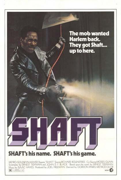 Trailer Shaft il detective