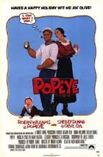 Locandina Popeye - Braccio di Ferro