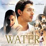 Cover CD Water