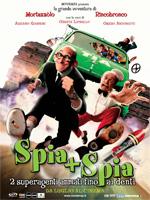 Poster Spia + spia - Due superagenti armati fino ai denti  n. 0