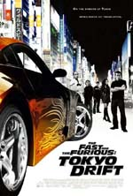 Poster The Fast and the Furious: Tokyo Drift  n. 13