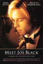 Poster Vi presento Joe Black  n. 1