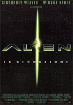 Trailer Alien. La clonazione