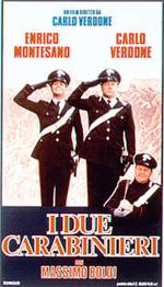 Locandina I due carabinieri