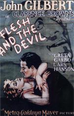 Locandina La carne e il diavolo