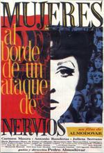 Poster Donne sull'orlo di una crisi di nervi  n. 1