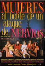 Poster Donne sull'orlo di una crisi di nervi  n. 2