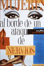 Poster Donne sull'orlo di una crisi di nervi  n. 5