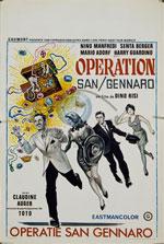 Poster Operazione San Gennaro  n. 0