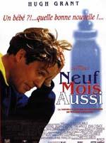 Poster Nine Months - Imprevisti d'Amore  n. 1