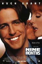 Poster Nine Months - Imprevisti d'Amore  n. 2