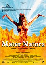 Locandina Mater natura