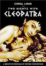 Locandina Due notti con Cleopatra