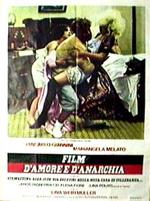 Locandina Film d'amore e d'anarchia ovvero: stamattina alle 10 in via dei Fiori nella nota casa di tolleranza
