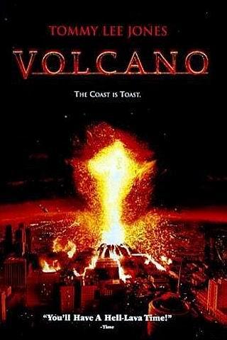 Trailer Vulcano - Los Angeles 1997