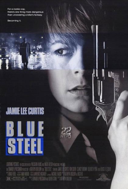 Trailer Blue Steel - Bersaglio mortale