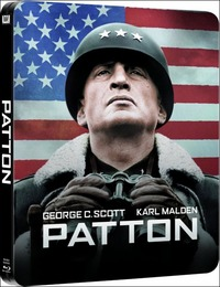 Trailer Patton, generale d'acciaio
