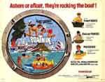 Poster Boatniks - I marinai della domenica  n. 1