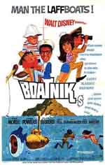 Poster Boatniks - I marinai della domenica  n. 2