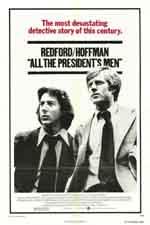 Poster Tutti gli uomini del presidente  n. 0