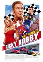Locandina Ricky Bobby: la storia di un uomo che sapeva contare fino a uno