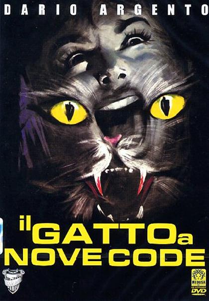 Locandina italiana Il gatto a nove code