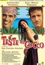 Locandina Teste di cocco
