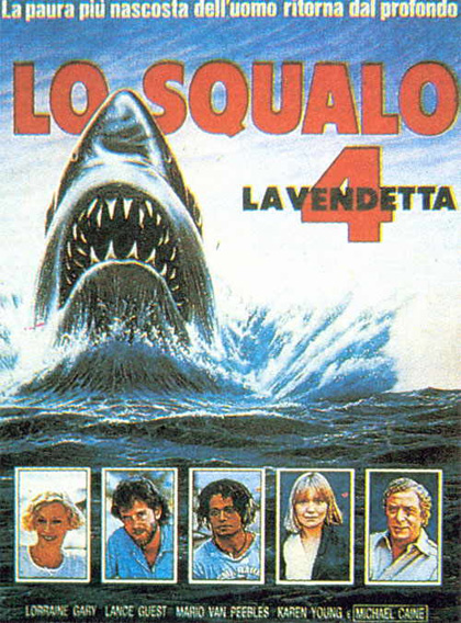 Lo Squalo 4 La Vendetta 1987 Mymovies It