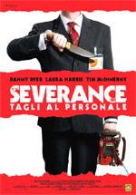 Locandina Severance - Tagli al personale