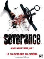 Poster Severance - Tagli al personale  n. 4