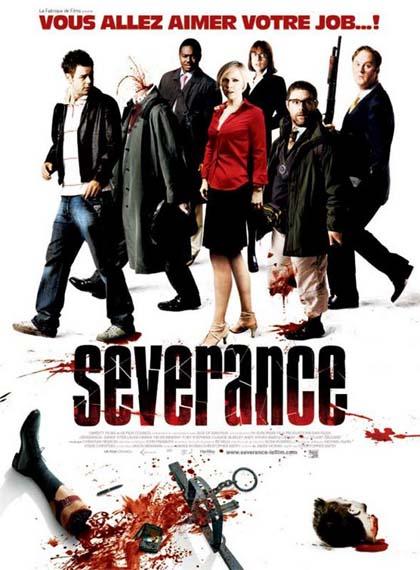 Poster Severance - Tagli al personale