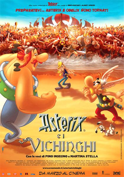 Asterix e i vichinghi mymovies