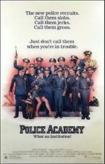 Trailer Scuola di polizia