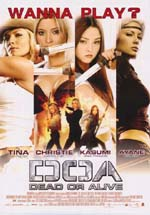 Poster DOA: Dead or Alive  n. 1
