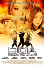 Poster DOA: Dead or Alive  n. 11