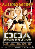 Poster DOA: Dead or Alive  n. 2