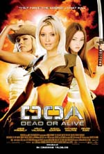 Poster DOA: Dead or Alive  n. 3