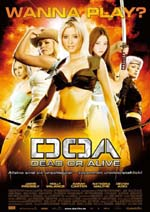 Poster DOA: Dead or Alive  n. 4