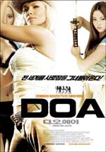 Poster DOA: Dead or Alive  n. 5