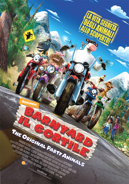 Barnyard il cortile 2006 mymovies.it