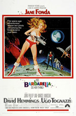 Poster Barbarella  n. 0