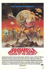 Poster Barbarella  n. 1