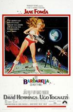 Poster Barbarella  n. 2
