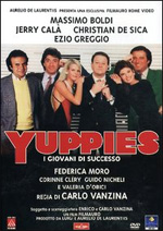 Locandina Yuppies - I giovani di successo